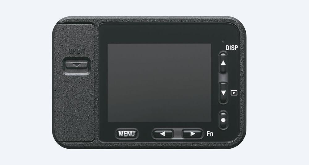 pantalla sony rx0