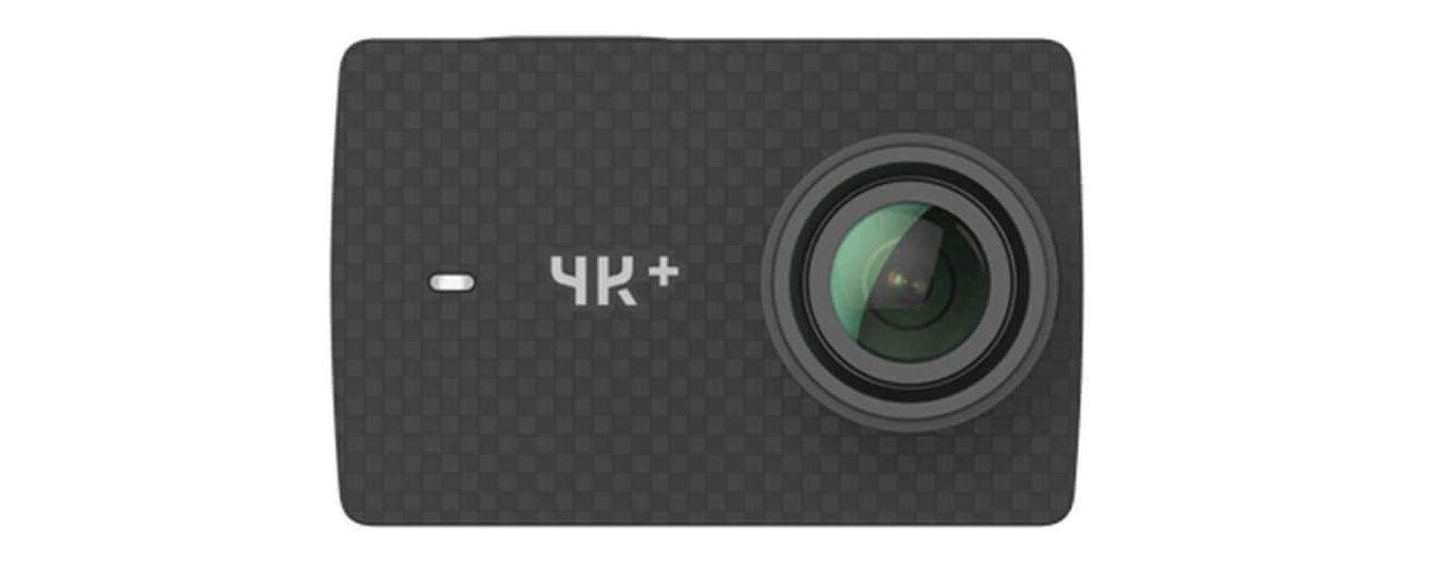 cámaras deportivas YI 4k+