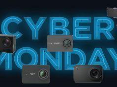 ofertas cyber monday 2017 cámaras deportivas