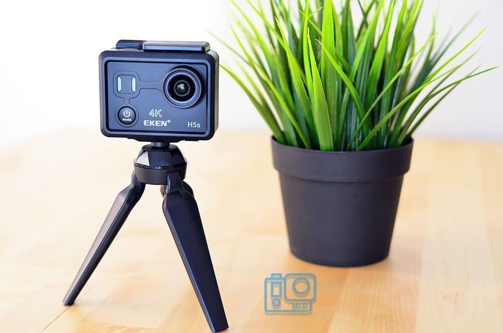 cámaras deporte apertura lente