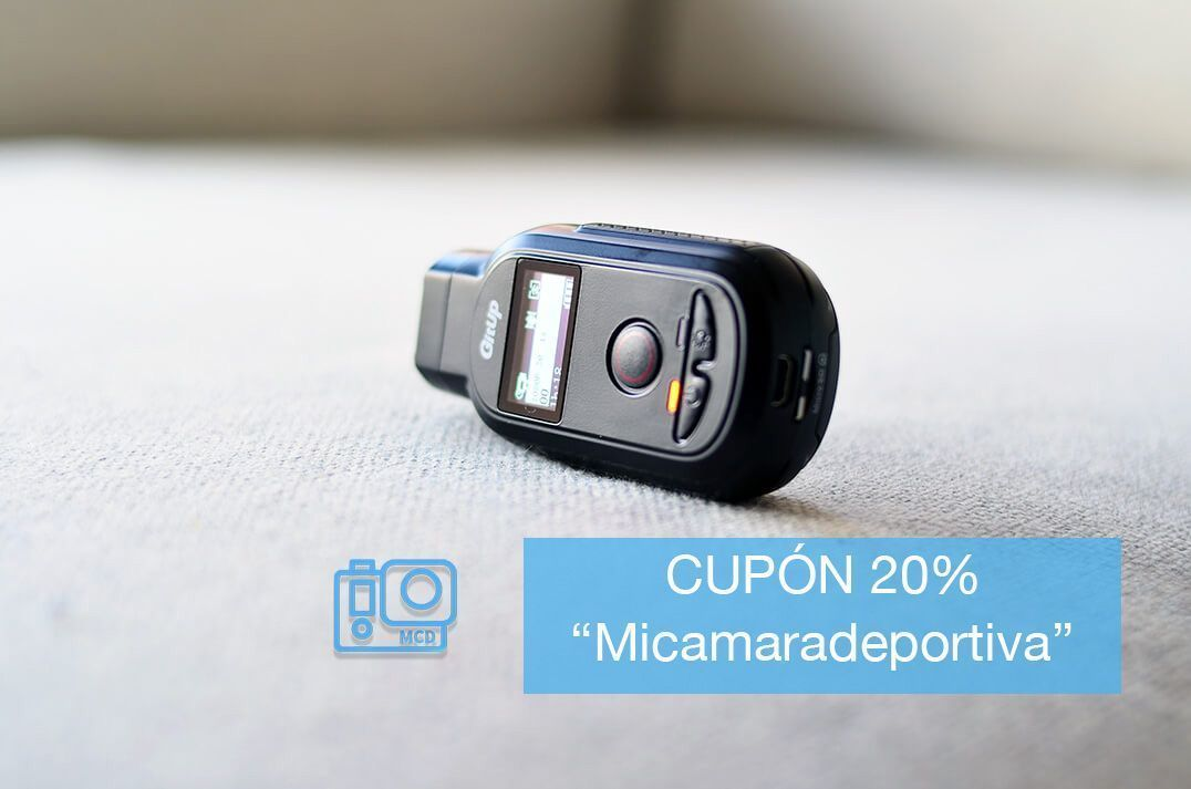 gitup f1 4k cupon descuento