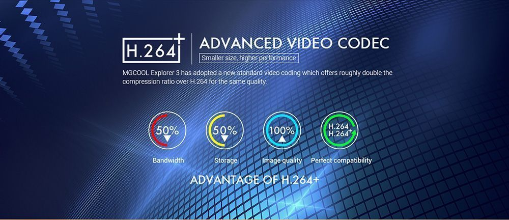 video 4k 30fps explorer 3