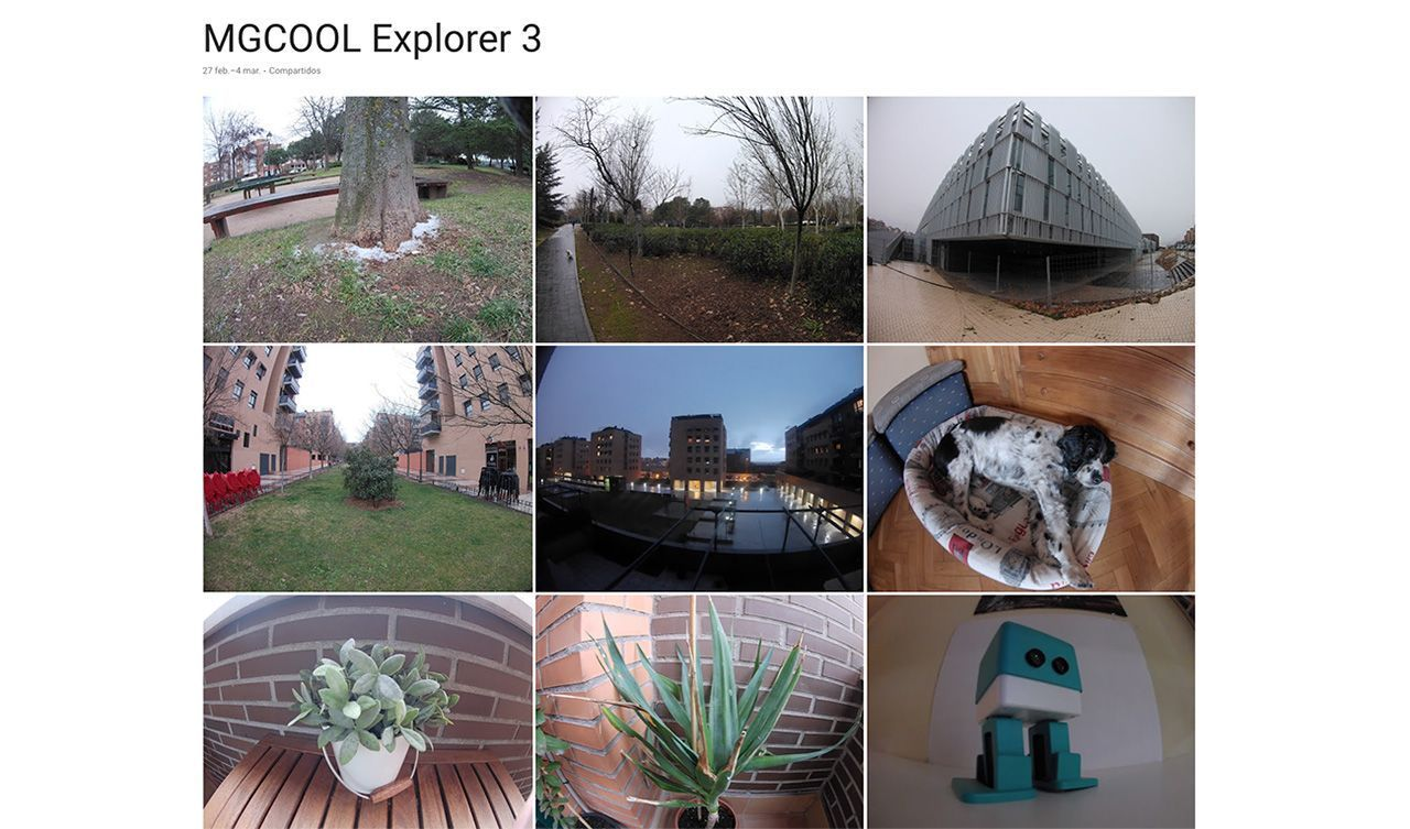 mgcool explorer 3 test