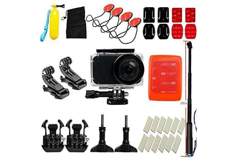 pack xiaomi mijia 4k action camera