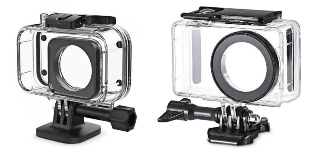 carcasa acuatica xiaomi mijia action camera 4k