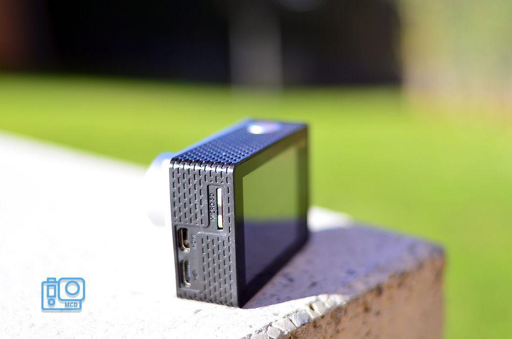 microsd eken h6s 4k action camera