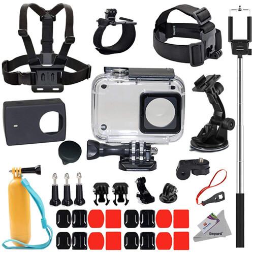 pack accesorios xiaomi mijia mi action camera