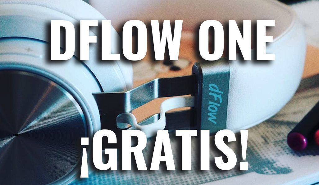 sorteo auriculares dflow one collection