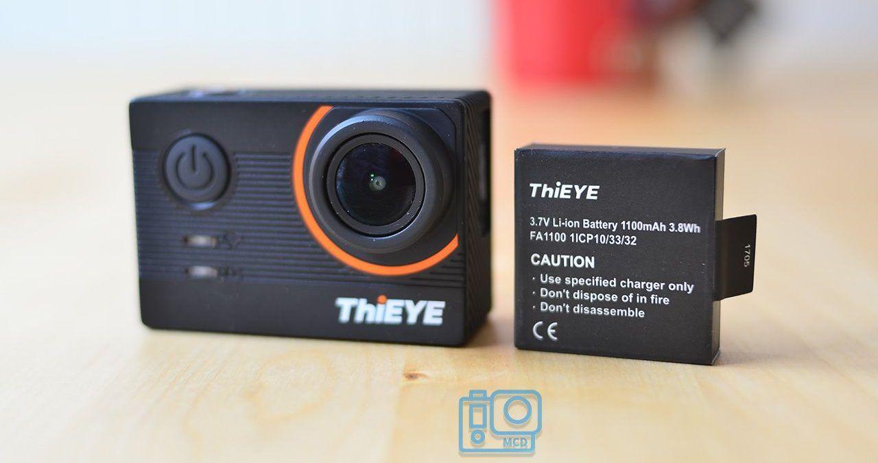 bateria thieye e7 1100mAh