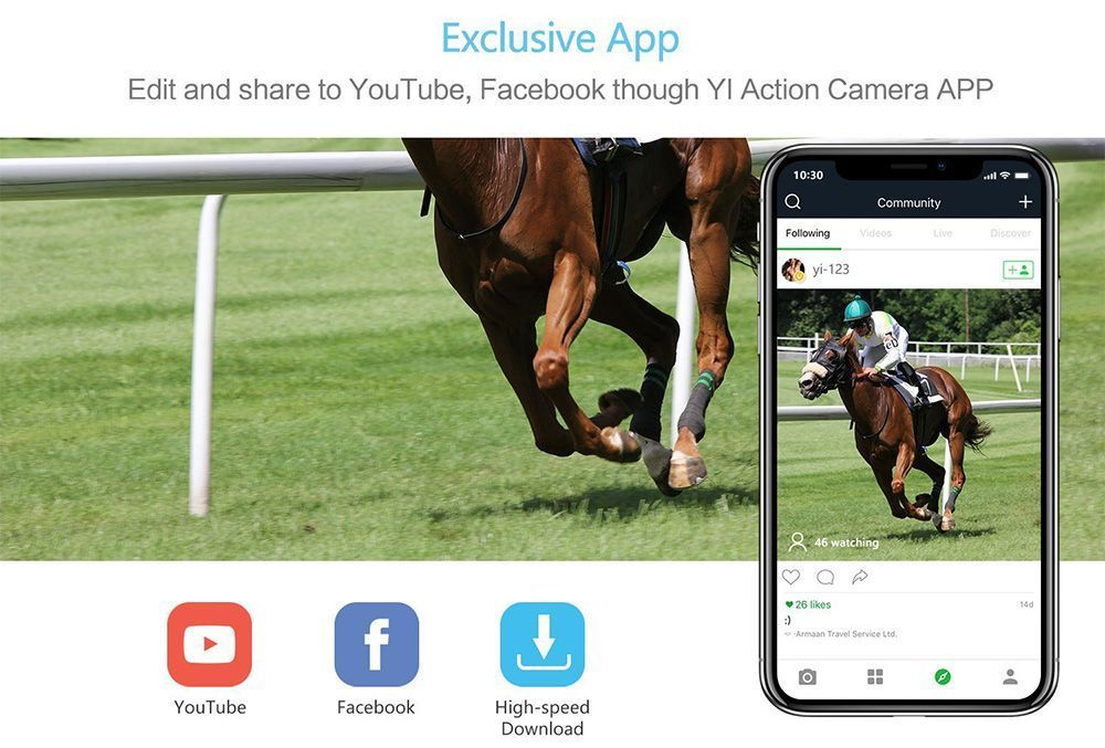 app yi action discovery