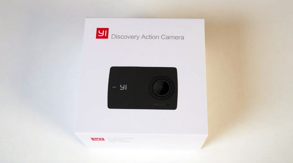yi discovery 4k review