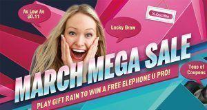 march super sale geekbuying