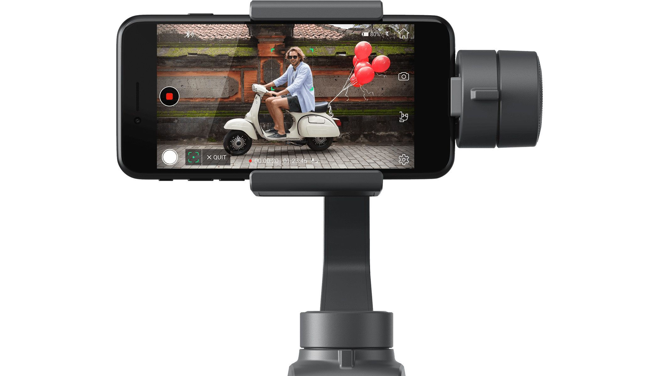 dji osmo mobile 2 android