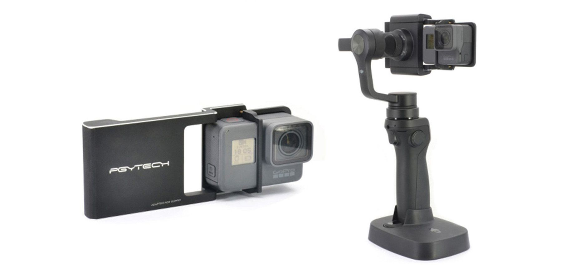 dji osmo mobile 2 adaptador