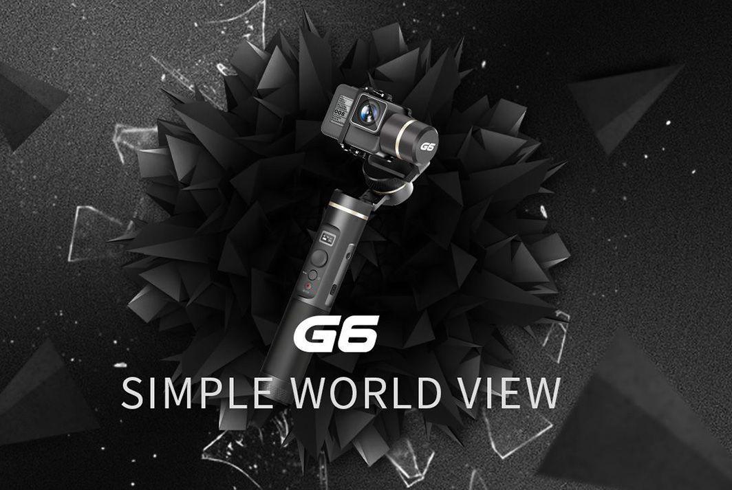 feiyu g6 mejor gimbal camaras deportivas 2020