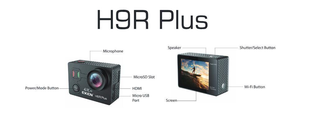 eken h9R plus 4k