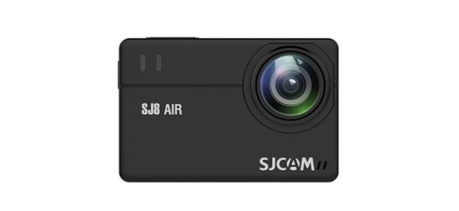 review sjcam sj8 air