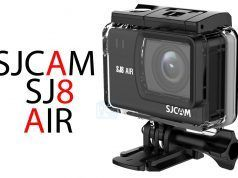 SJCAM SJ8 AIR REVIEW