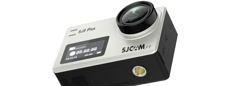 video sjcam sj8 plus 4k