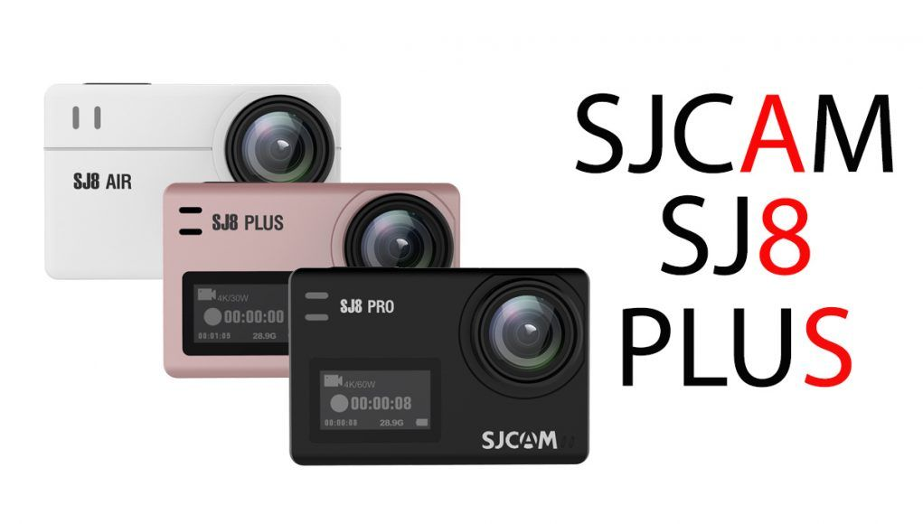 SJCAM SJ8 PLUS REVIEW