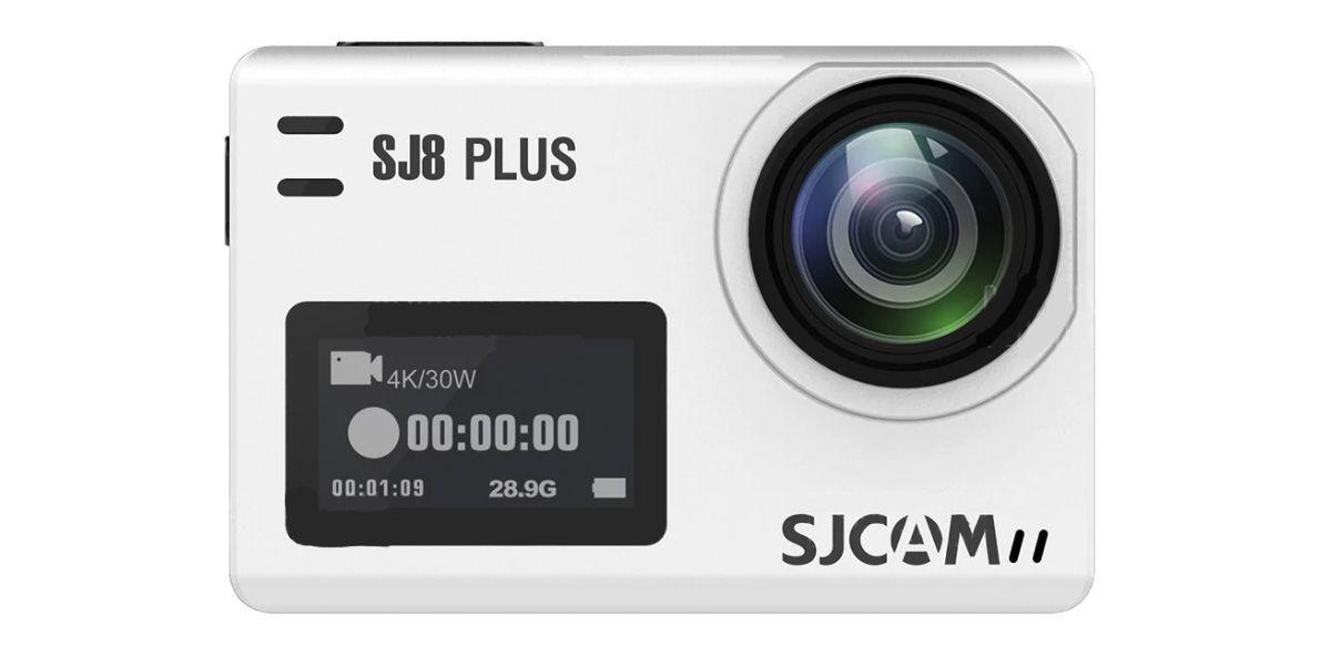 sjcam sj8 plus 4k action camera