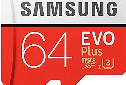 ☆ SAMSUNG EVO 64GB