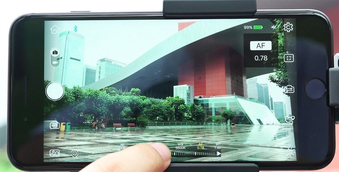 app zhiyun smooth 4