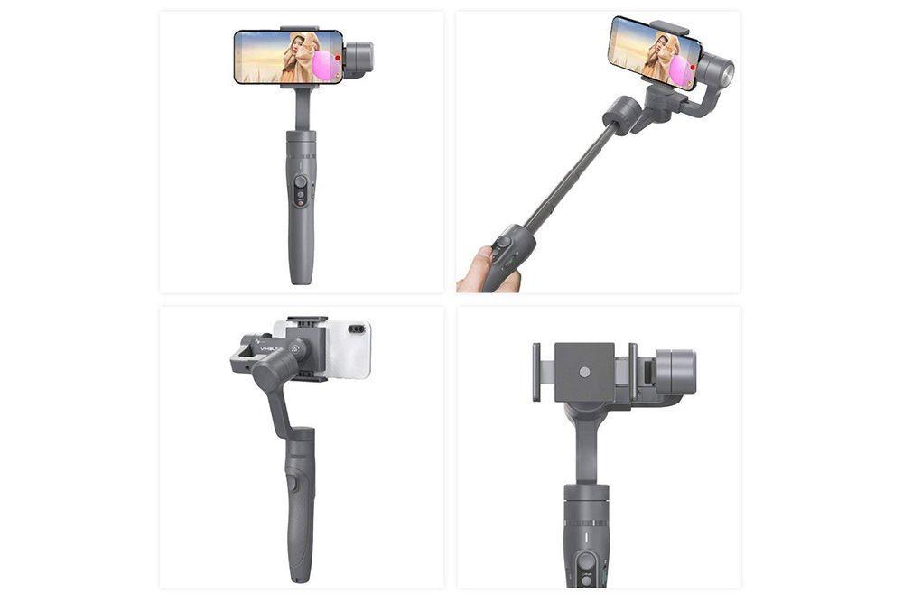 gimbal selfie stick vimble 2 feiyutech