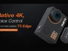 thieye t5 edge review action camera