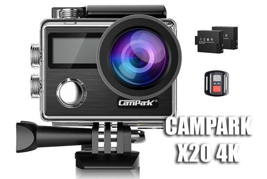 campark x20 review