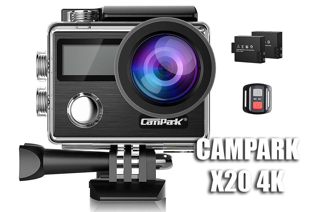 Campark X20 4K