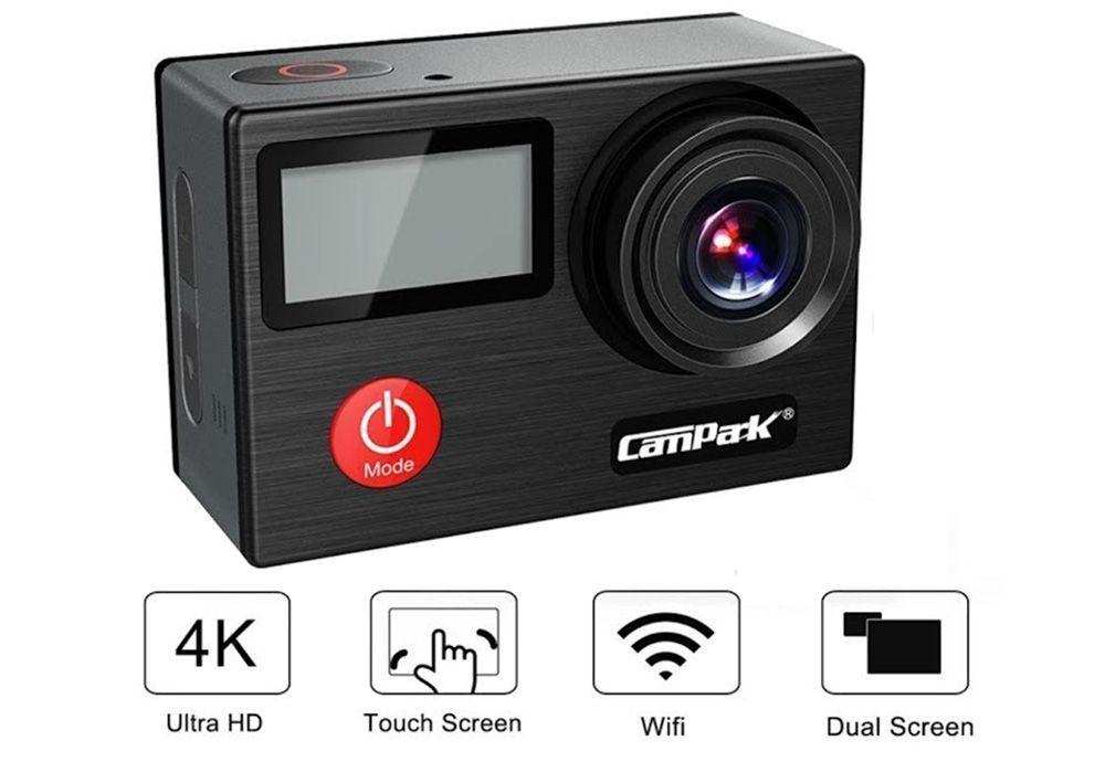campark x20 action camera