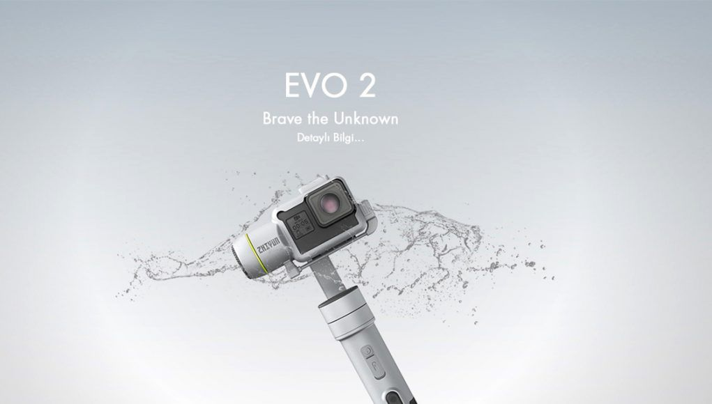 zhiyun evo 2 gimbal review