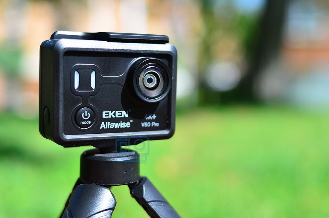 eken alfawise v50 pro action camera 4k