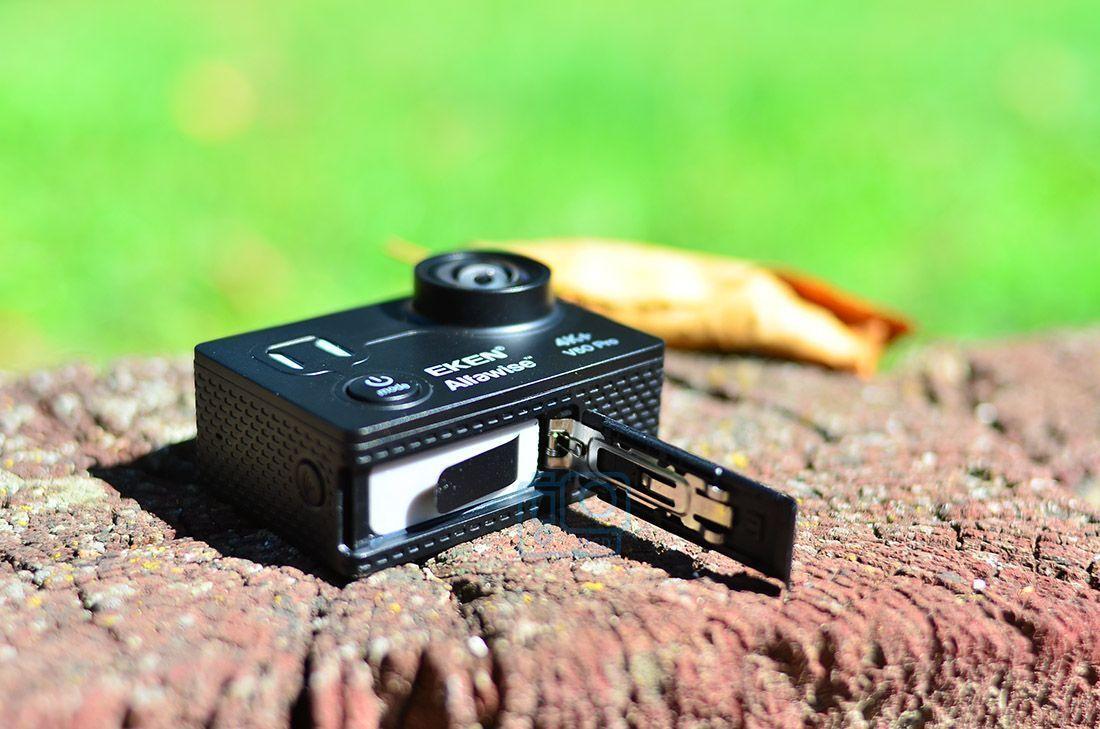 bateria eken v50 pro 4k