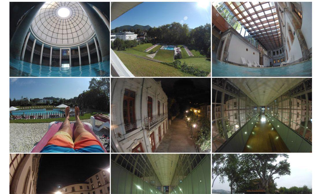 test fotos akaso v50 pro 4k