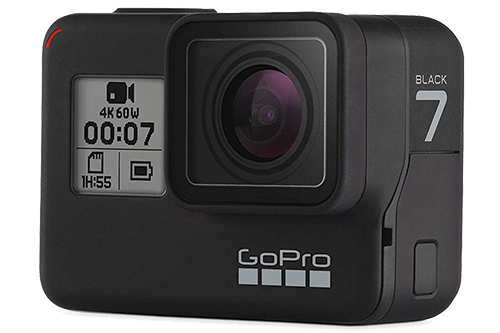 camara accion gopro hero 7 black