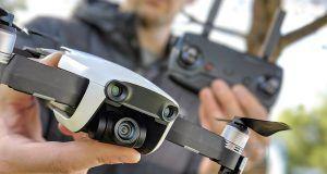 dji mavic air review dron