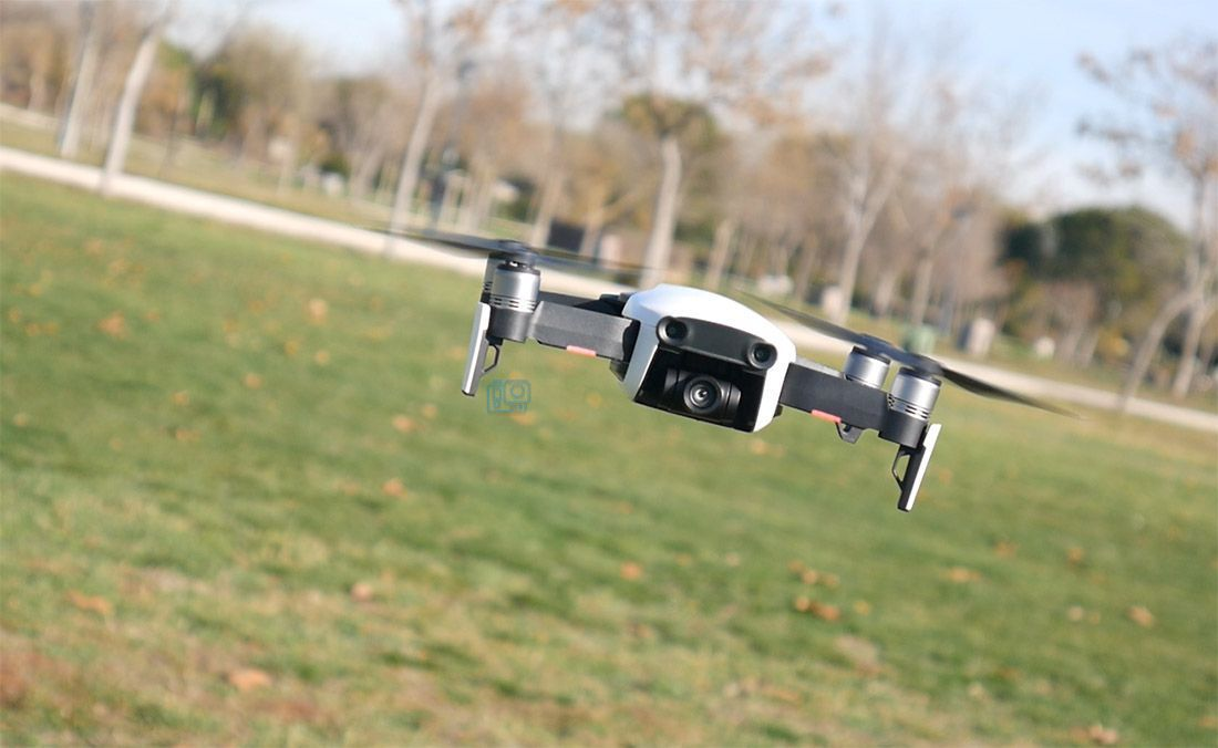dji mavic air opiniones