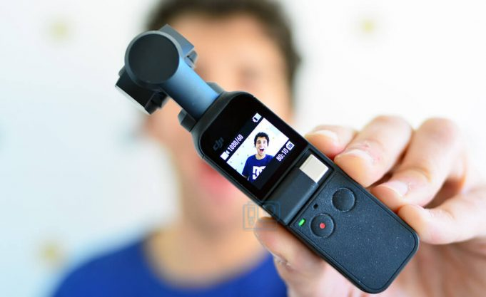 dji osmo pocket review español