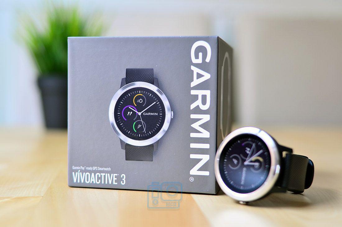garmin vivoactive 3 comprar