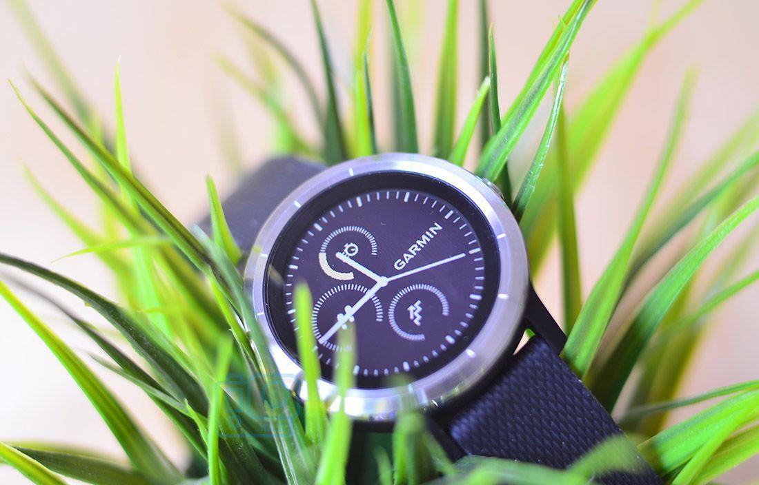 reloj deportivo hombre garmin vivoactive