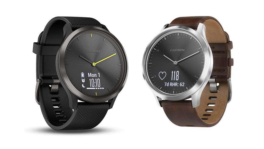 garmin vivomove hr sport vs hr premium