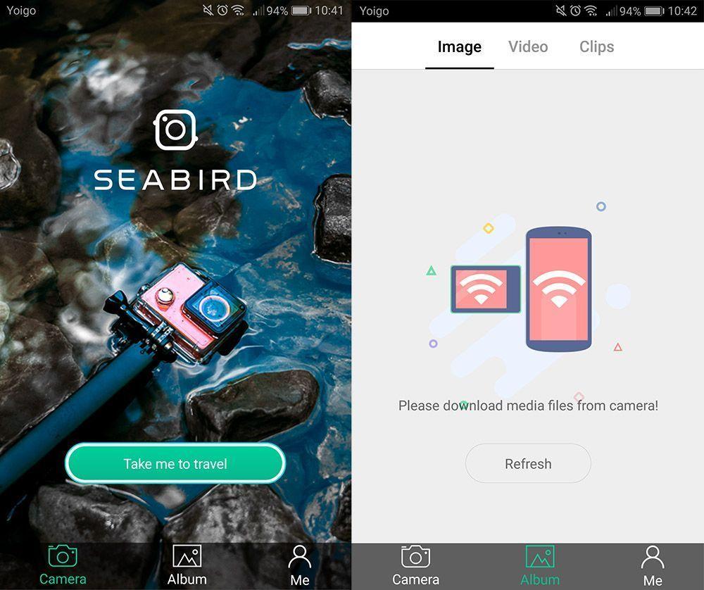 app xiaomi mijia seabird 4k