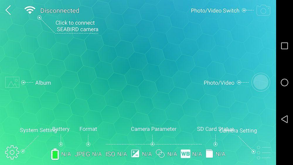 app ios xiaomi seabird action camera