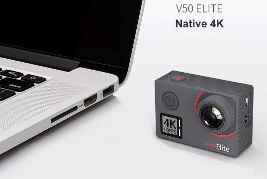 eken h7s review test action camera