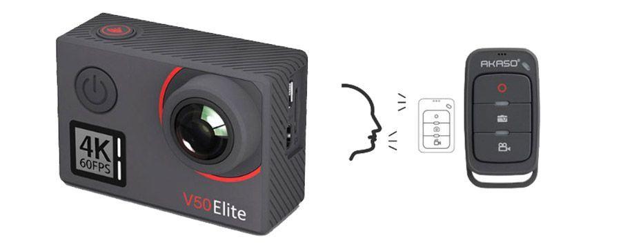 control remoto akaso v50 elite