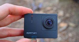 apeman a100 trawo action camera review analisis español