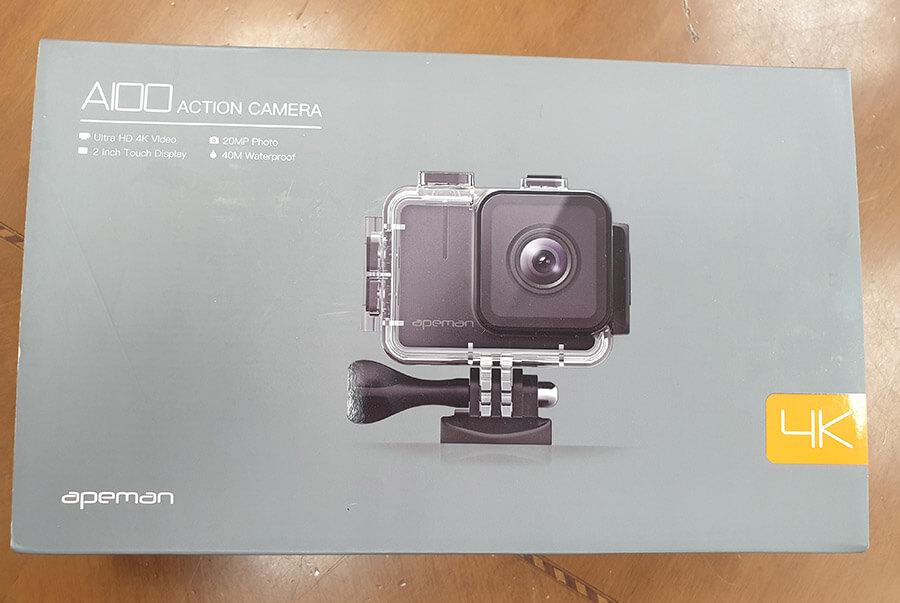 apeman a100 action camera 4k