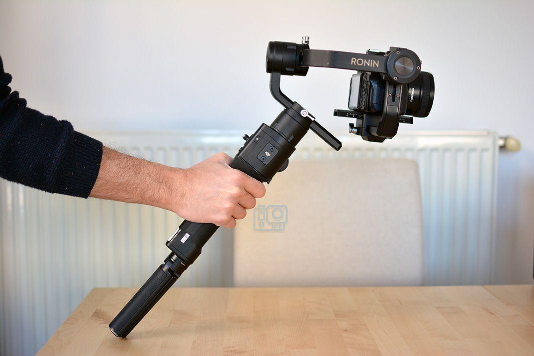 handheld gimbal dji ronin s dslr reflex